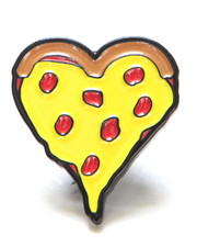 Men - ZA' Heart Unisex Pin