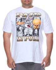 Shirts - Cartoon Paid In Full Tee (B&T)