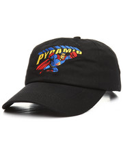 Strapback - Super Pyramid Hat