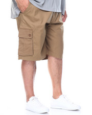 Shorts - Twill Cargo Short (B&T)