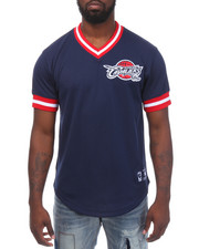 Shirts - Cleveland Cavaliers Mesh Jersey