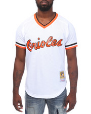 NBA, MLB, NFL Gear - Cal Ripken Jr. 1985 Authentic Mesh BP Jersey Baltimore Orioles