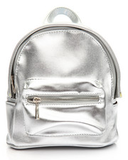 Bags - Metallic Mini Back Pack