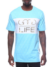 T-Shirts - The Good Life All Over Print S/S Tee