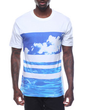 Men - S/S Watercolor Tees
