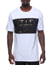 Men - The Good Life All Over Print S/S Tee