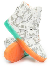 Radii Footwear - Straight Jacket South Beach VLC High Top Sneaker