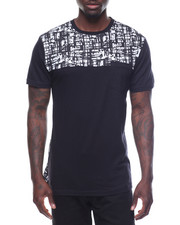 Men - S/S Pocket Printed Tee