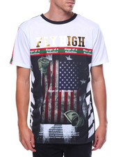 Buyers Picks - Fly High S/S American Tee