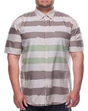 Men - Paint Brush Woven Shirt (B&T)