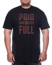 Buyers Picks - Paid In Full Rhinestone Tee (B&T)