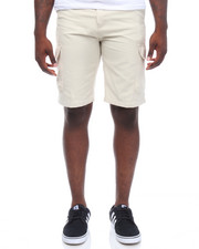 Basic Essentials - Solid Cargo Shorts
