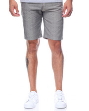 Men - Diamond Print Shorts