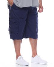 Big & Tall - Premium Washed Cargo Shorts (B&T)