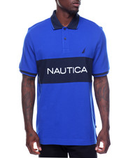 Men - Short Sleeve Pique Polo