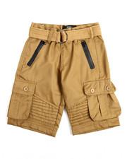 Boys - Twill Moto Short (4-7)