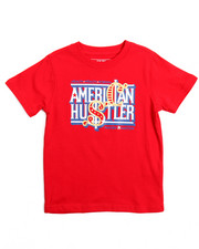 Sizes 4-7x - Kids - 4th Coming Foil Tee (4-7)
