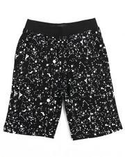 Bottoms - Paint Splash Shorts (8-20)