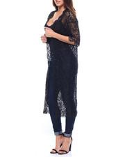 Women - Lace Kimono