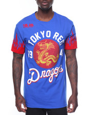 Men - Red Dragons Tee