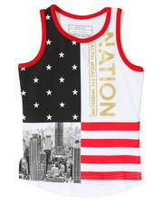 Tops - 4th Coming Tank Top (2T-4T)