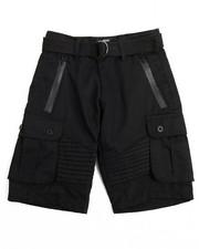 Shorts - Twill Moto Short (8-20)