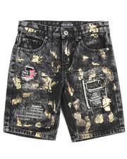 Shorts - 4th Coming Denim Shorts (8-20)