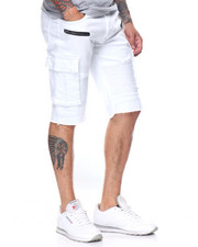 Buyers Picks - Premium Biker Cargo Shorts W Zipper