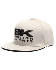 Hats - Bk Snapback Hat
