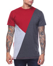 Shirts - S/S Color Block Tee