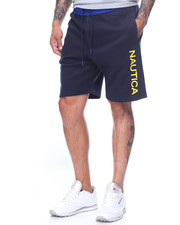 Nautica - Logo Nautica Fleece Shorts