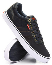 Levi's - Miles Denim Low Top Sneakers