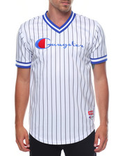 Men - Gangster Nino S/S Baseball Jersey