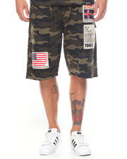 Flysociety - Camo Short