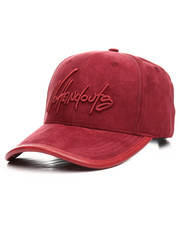 Men - No Handouts Burgundy V2 Cap