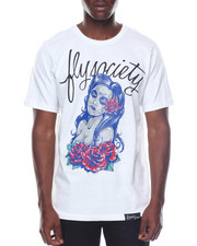Men - Lady Rose Tee
