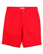 Bottoms - 4th Coming Over-dye Twill Shorts (8-20)