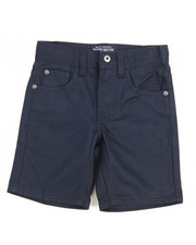 Boys - 4th Coming Over-dye Twill Shorts (4-7)
