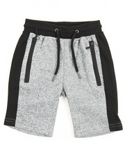 Bottoms - Marled French Terry Short (4-7)