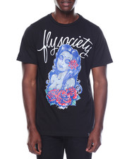 Flysociety - Lady Rose Tee