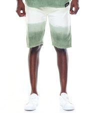 Men - Dip Dye Shorts