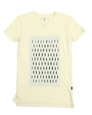 Boys - Ripped Accent S/S Tee (8-20)