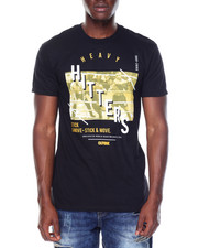 OUTRANK - S/S Heavy Hitters Tee