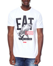 OUTRANK - S/S Eat Atl Tee