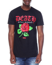 Shirts - S/S Death Before Dishonor Tee