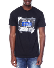 OUTRANK - S/S Pablo Hustle Game Royal Tee