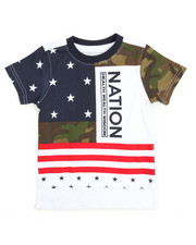 Boys - 4th Coming Tee (2T-4T)