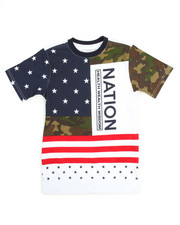 Tops - 4th Coming Tee (8-20)