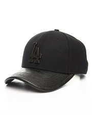 Hats - Los Angeles Dodgers Logo Metal Plate Hat