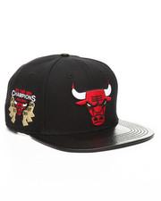 Men - Chicago Bulls Team Logo Hat